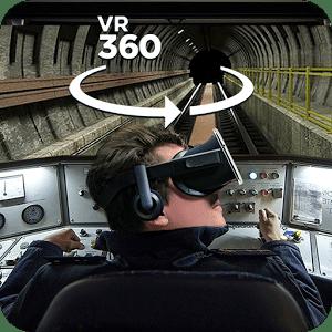VR地铁3D模拟器