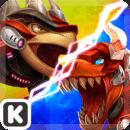 Dinowar: Ankylo vs Tyranno
