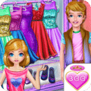 Girl Dress Up Shopping Games