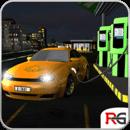 电动车出租车模拟器3D Taxi Sim 2016 game