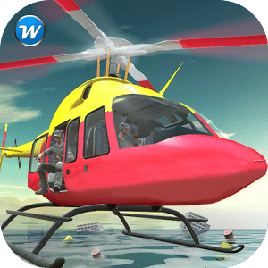 Flying Pilot Helicopter Rescue