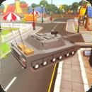 Army Tank Rampage