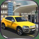 电动出租车汽车模拟器3D