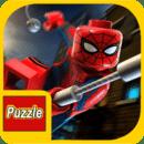 Puzzle LEGO Spiderman