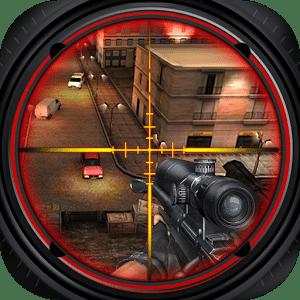 狙击手射击先锋