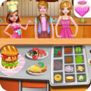 Cooking School Restaurant Game