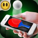 模拟器球拍乒乓球