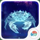 3D巨蟹座梦象动态壁纸