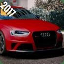 RS4 Simulator Audi 2017