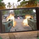 武器摄像机的3D模拟器