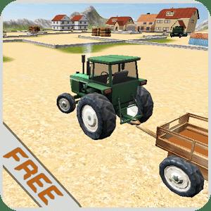 农民FX拖拉机模拟器