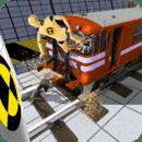 地铁3D碰撞试验模拟器