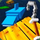 Blocky Raft Pixel Simulator