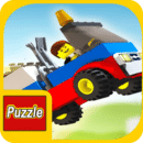 Puzzle LEGO Juniors Create