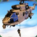直升机英雄军队运输