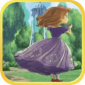Sofia The First Horse Run Game