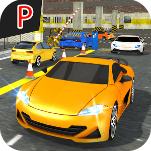 多层汽车停车 3D