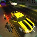 极端的出租车驾驶模拟器