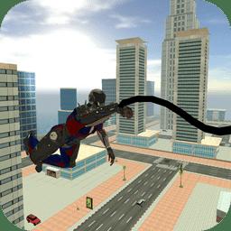 蜘蛛侠少年格斗游戏