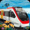 水下 火车 模拟器 3D - 自由 游戏