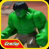Gemslop LEGO Monster Hero