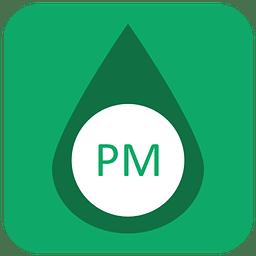 PM25天气锁屏