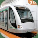 驾驶地铁列车辛3D