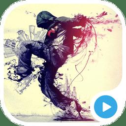 鬼步舞视频