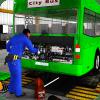 真正的公共汽车机械车间 Mechanic Simulator