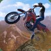 试骑自行车极限:摩托赛车--Trials bike extreme