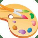 儿童宝宝学画画