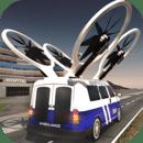 飞行 无人机 救护车