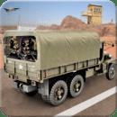 卡车 驾驶 军队 任务