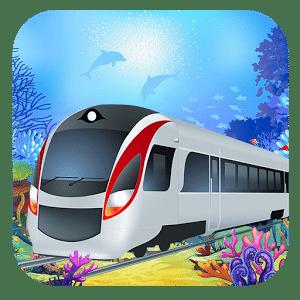水下火车模拟器