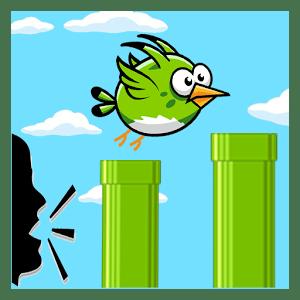 尖叫鸟! 走!