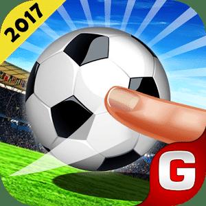 轻弹 足球 足球 游戏下载