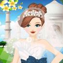 新娘公主装扮