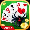 蜘蛛纸牌 - 扑克游戏