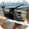 Helicopter Air Gunship Fighting 3D