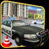 911 警察 汽车 停车处