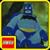 Jewels Of Lego Sp Bat Blue