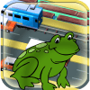 Frog Jump Cross Road 1
