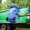 城市垃圾车司机3D