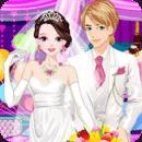 时尚公主婚礼化妆沙龙