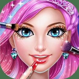 美少女公主换装小游戏