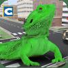 怪物蜥蜴模拟器:城市之战