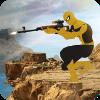 山 超级英雄 狙击兵 猎人 : 狙击兵 游戏3D