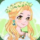 芭比公主新娘换装