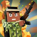 Blocky Shooter:突击队射手