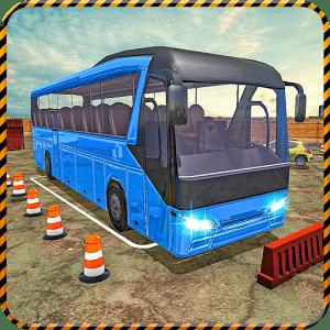 巴士停车模拟器游戏3d
